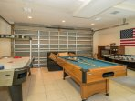 four corners games room