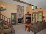 Beech House Living Room