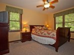 Beech House Master Bedroom