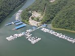 5 marinas between 3 and 15 miles away