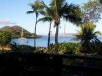 Watch Kai Kanani sailboat from the deck
