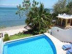 Casa Kaeli's incredible infiniti pool