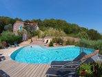 piscine chauffage solaire