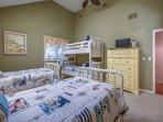 Bunk Bedrooms - Sleeps 4