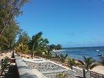 Bain Boeuf beach / plage