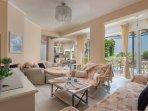 Aegean Residence 1 - Villa for rent in Kallithea