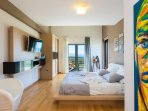 Bedroom #1-master bedroom