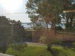 Ocean view. From front bedroom windows.