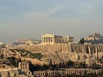 Acropolis 20 min by train. Historical center and Shopping areas.