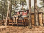 Book this Kings Beach vacation rental cabin for everlasting memories!