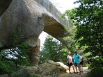 Sky Bridge in Red River Gorge