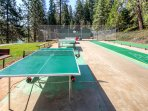 Blue Lake Springs offers a pool, tennis courts, basketball courts, and more!