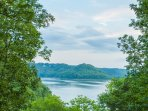 2BR Chalet w/ Center Hill Lake Views,pets ok slps8