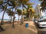 Area Luquillo Beach