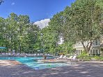Enjoy access to the seasonal community pool, open Memorial Day to Labor Day!