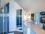 3rd floor bathroom with shower