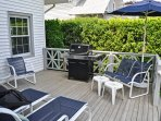 Become a grill master during your stay!