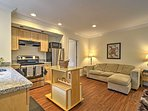 Recently renovated, you and your travel companions will enjoy brand new furnishings and appliances.