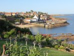 View of Crail.