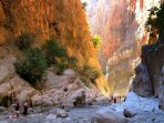 Walk the cool waters of the amazing Saklikent Gorge