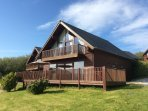 Privately owned Luxury Lodge at Retallack Resort
