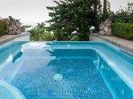 Upper pool.