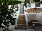 Acogedora casa con patio en el centro de Palma