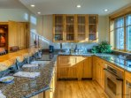 Shared Guests' Kitchen