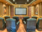 Shared Theater Room