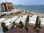 Boat,Watercraft,Building,Hotel,Beach