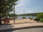 Playground,Tree,Dock,Landing,Pier
