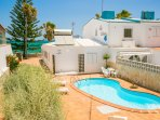 Beautiful Beachfront Villa with Private Pool and Terrace