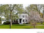 1840's Italinate home. Originally on 600 acres,deeded to survivors of  the Revolutionary war.