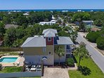 Beautiful Beach House Fantasea call or text us today to book your beach vacation *******-2972