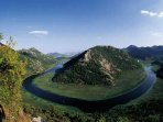 Wildlife enthusiasts can visit Lake Skadar (over 280 bird species)