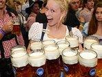 Beer Festival in summer