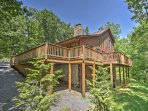 NEW! 'Mountain Paradise' 5BR Hinton Cabin w/ Views