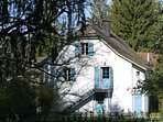 Maison traditionnelle suisse entièrement rénovée
