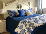Cape cod styled master bedroom