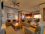 Luxury awaits in the spacious, open layout!