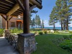 Experience the peace and serenity of Lake Tahoe from the comfort of Sierra Shores luxury townhomes.