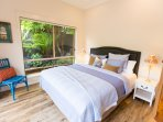 Every bedroom with private garden views