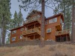 There are no less than 4 decks and 5700 square feet at the Black Bart House, so you'll have plenty of space for your...