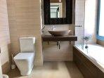 Baño Habitación Matrimonio, bañera