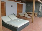 Double sun lounger (new)