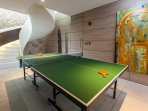 Villa Anavaya Koh Samui - Ping Pong Table