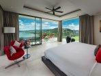Villa Anavaya Koh Samui - Master Bedroom