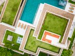 Villa Anavaya Koh Samui - Aerial View