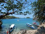 Travel packages at a cost to Hundred Islands.