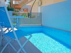 Big shared swimming pool
